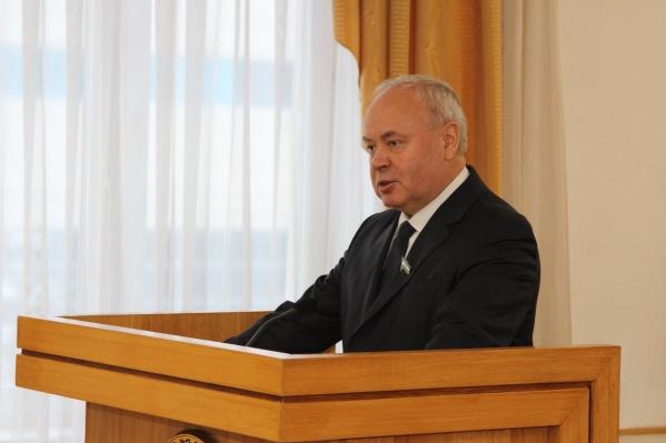 Пока предпосылок для отставки Толкачева не предвидится