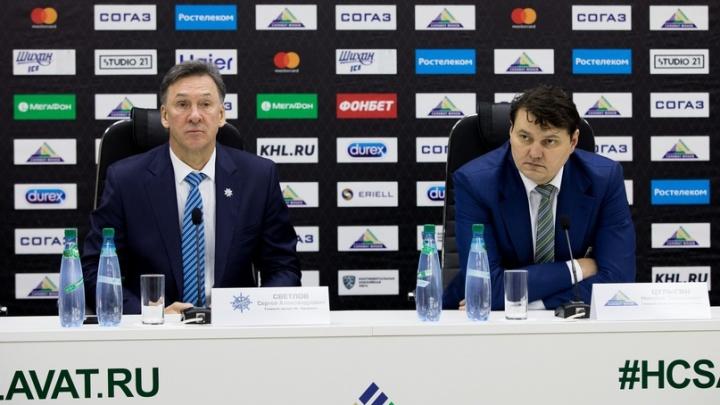 «Что-то разладилось в атаке»: тренер «Салавата Юлаева» Николай Цулыгин прокомментировал поражение