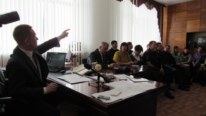 Городская дума утвердила отставку главы Петухово