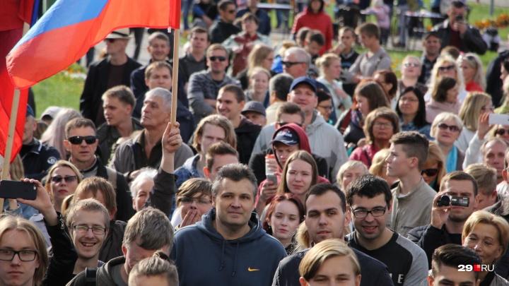Вместо митингов — культура: у антимусорных акций в Поморье появились конкуренты за территории