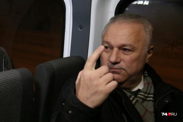 Владимир Алейников во власти Челябинска такой один — в администрации города он трудится с 1994 года