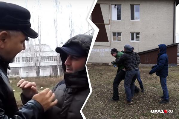 Ссора между бизнесменом и журналистом растянулась на два дня