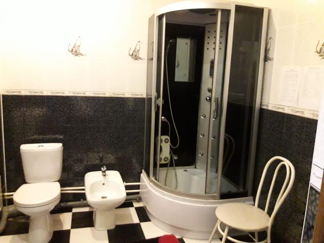Это ванная комната