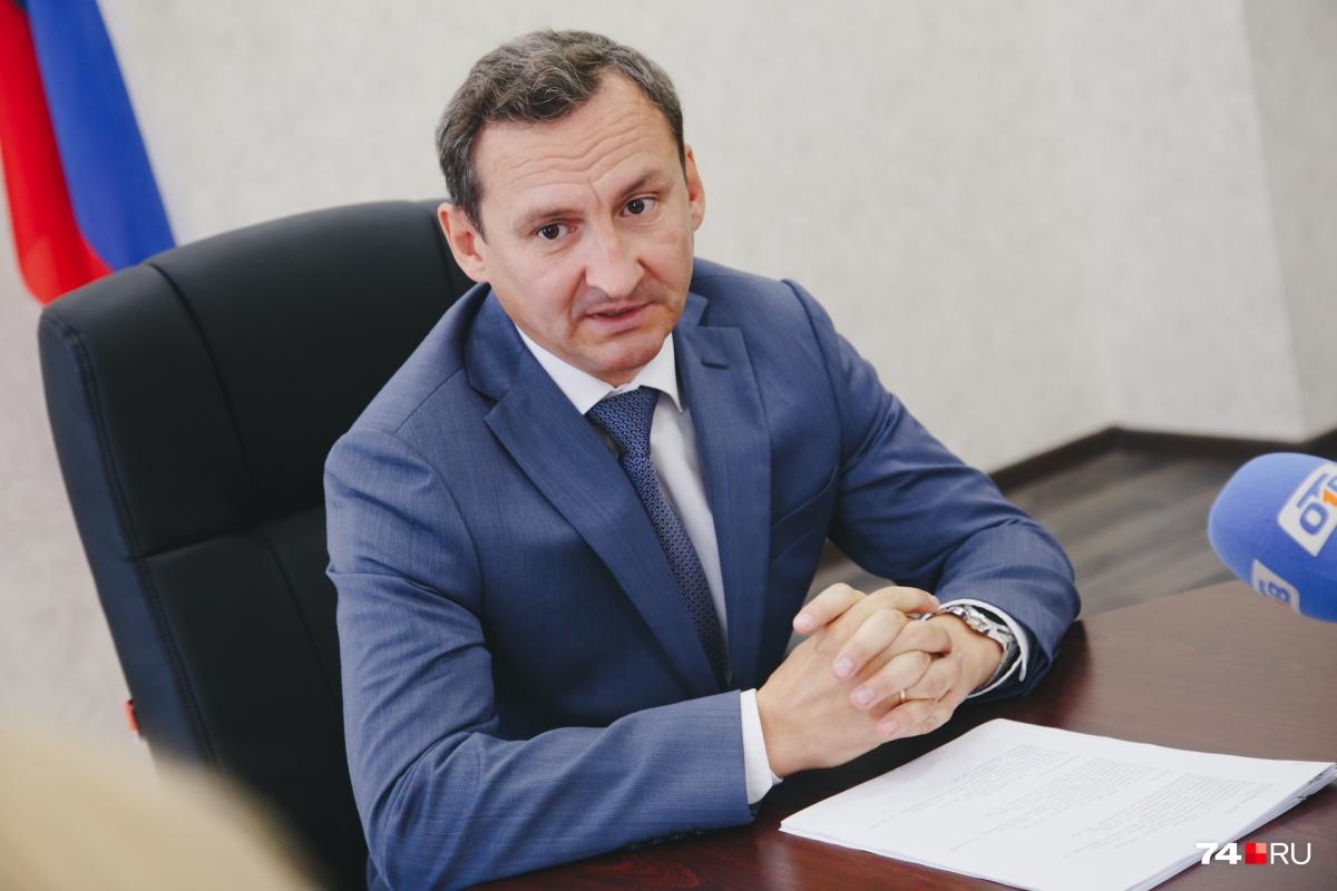 Председатель Челябинского облсуда Вячеслав Малашковец во внедрении новой системы видит и плюсы, и минусы