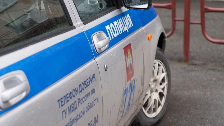 Курганец угнал «девятку», чтобы уехать из Челябинской области домой, и сжёг её
