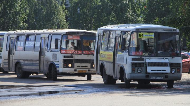 Ради Маргаритинской ярмарки архангельские автобусы изменят маршруты