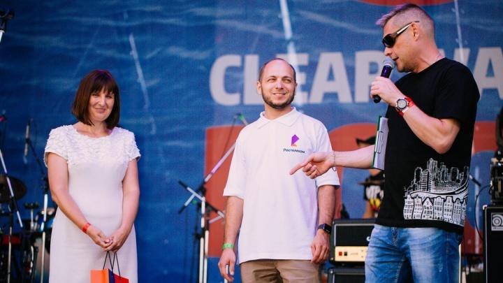 «Ростелеком» наградил самого лояльного клиента «Интерактивного ТВ» в Поволжье