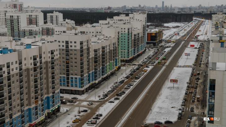 Депутаты гордумы проголосовали за создание восьмого района Екатеринбурга