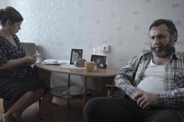 Красноярские и новосибирские актеры приняли участие в съемках