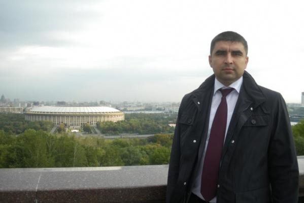 Ранее Сергей Бодряков был заместителем регионального министра экологии