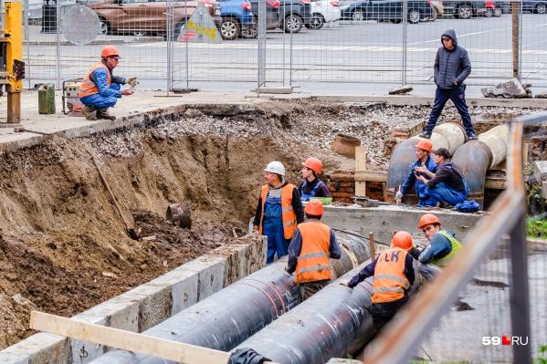Отключение воды связано с ремонтными и профилактическими работами