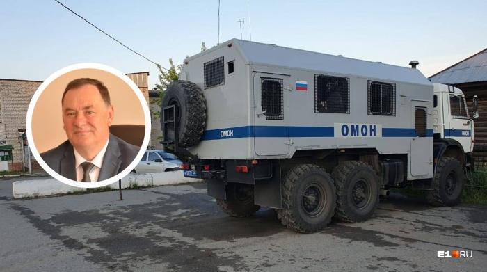 Валерий Еремеев заверяет, что ОМОН приехал в Нижние Серги не из-за смерти азербайджанца