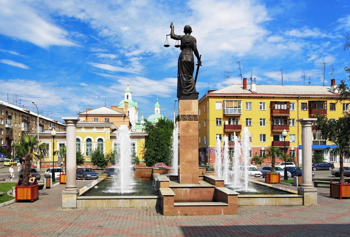 Увидеть Красноярск и остаться