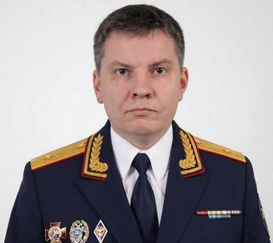 Руководитель СУ СКР по Новосибирской области Андрей Лелеко