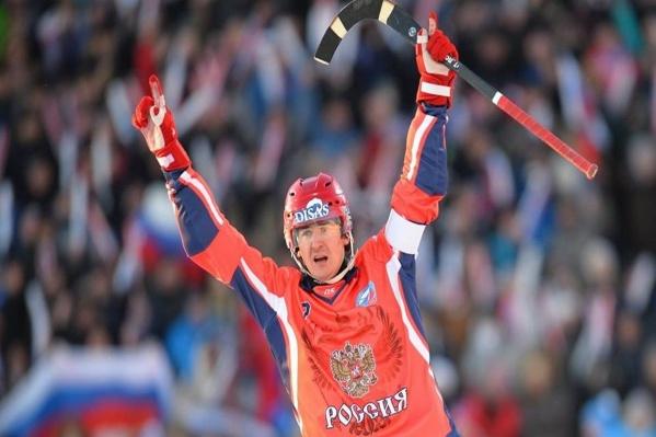 Сергей Ломанов играл за сборную 20 лет