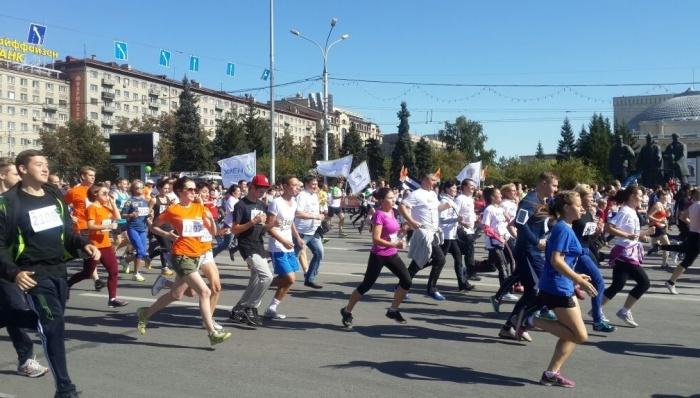 Сибирский фестиваль бега в 2016 году