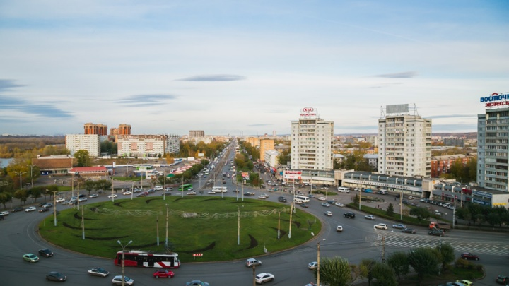 Прогноз экспертов: Свердловский район заполонят небоскрёбы через 5 лет