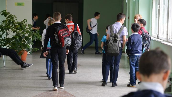 Больше половины школ Свердловской области запретили ученикам пользоваться телефонами на уроках