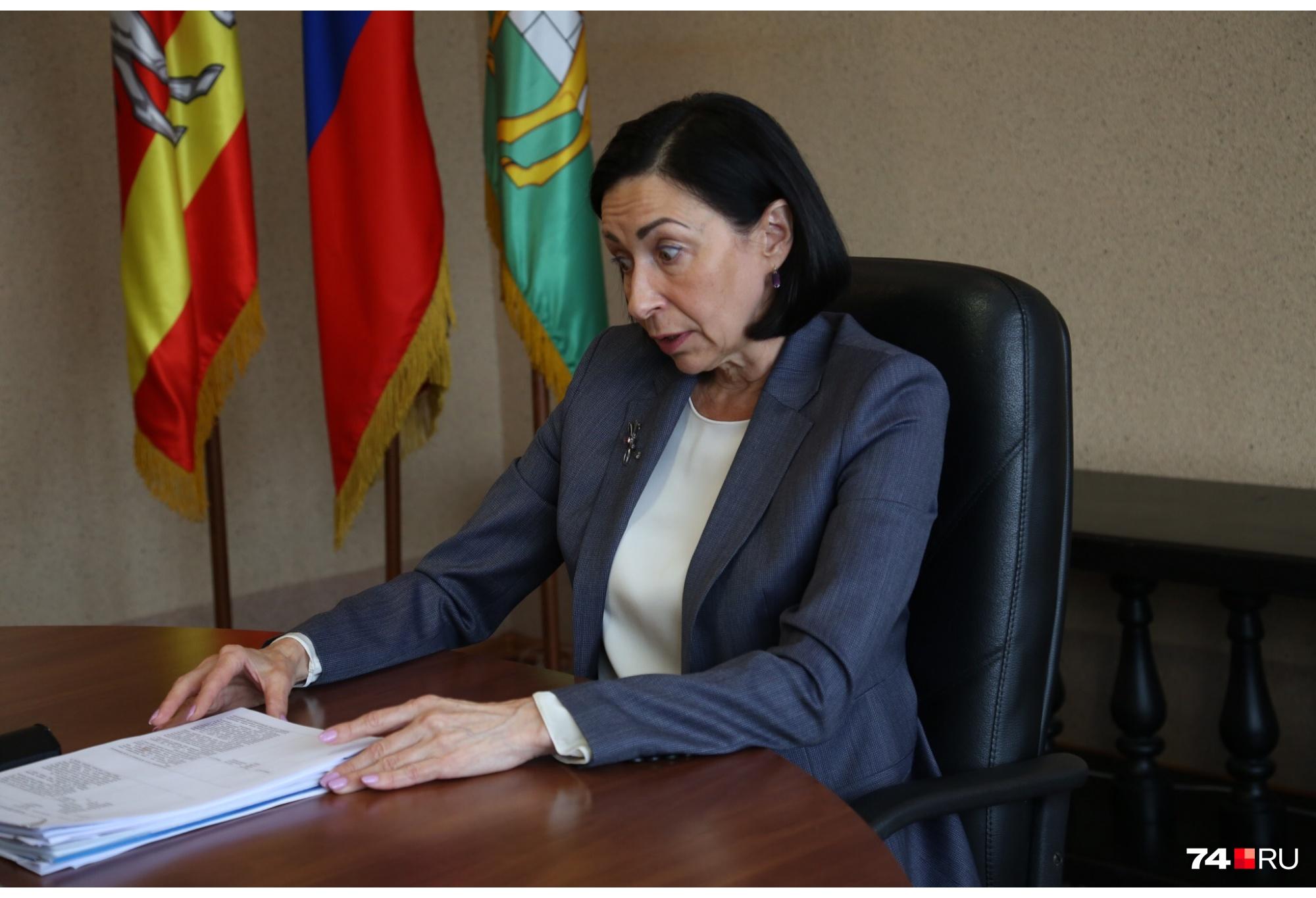 Наталья Петровна призналась, что читает слухи о переносе саммитов-2020, но это не мешает подготовке города к международному мероприятию