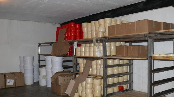 Дело вкуса: под Челябинском выставили на продажу производство известного на Урале сыра