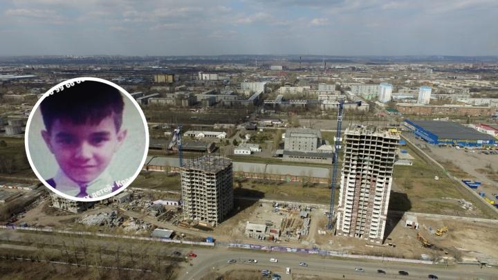 8-летний мальчик ушел кататься на велосипеде в Черёмушках и пропал
