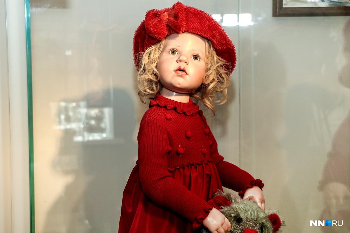 Мэри Рождественская поразила начинающего коллекционера
