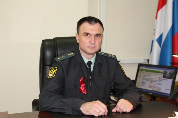 Игорь Кожевников руководит пермской службой приставов с 2016 года