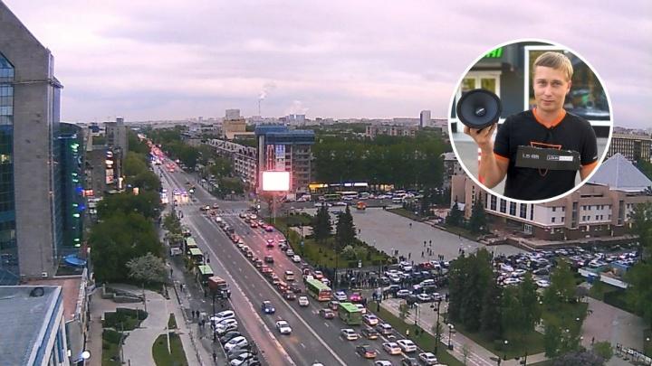 Известного блогера, устроившего у Технопарка шумную сходку со «звукерами», оштрафовали на 15 тысяч