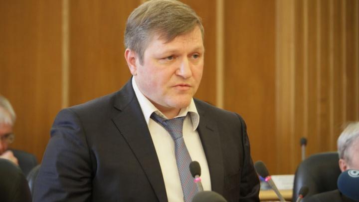 Вице-мэром, отвечающим за благоустройство и транспорт в Екатеринбурге, стал экс-глава Счётной палаты