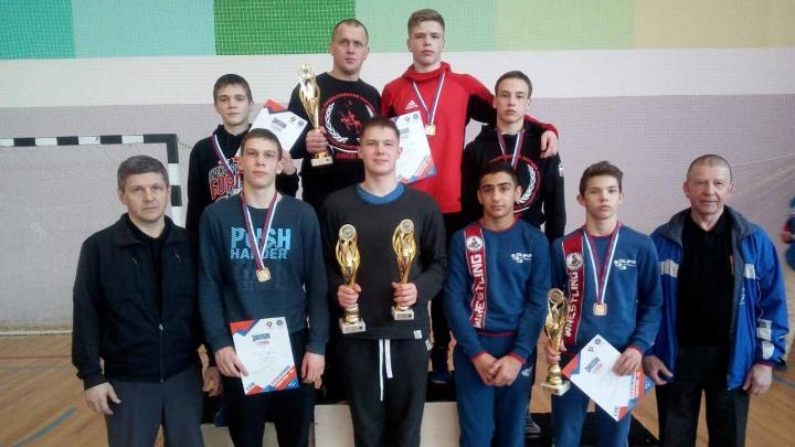 Спортсмены Поморья завоевали золото, серебро и бронзу на первенстве СЗФО по греко-римской борьбе
