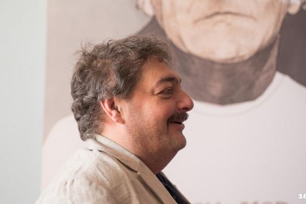 Дмитрий Быков должен был выступить в Уфе с лекцией «Русский анекдот как литературный жанр»