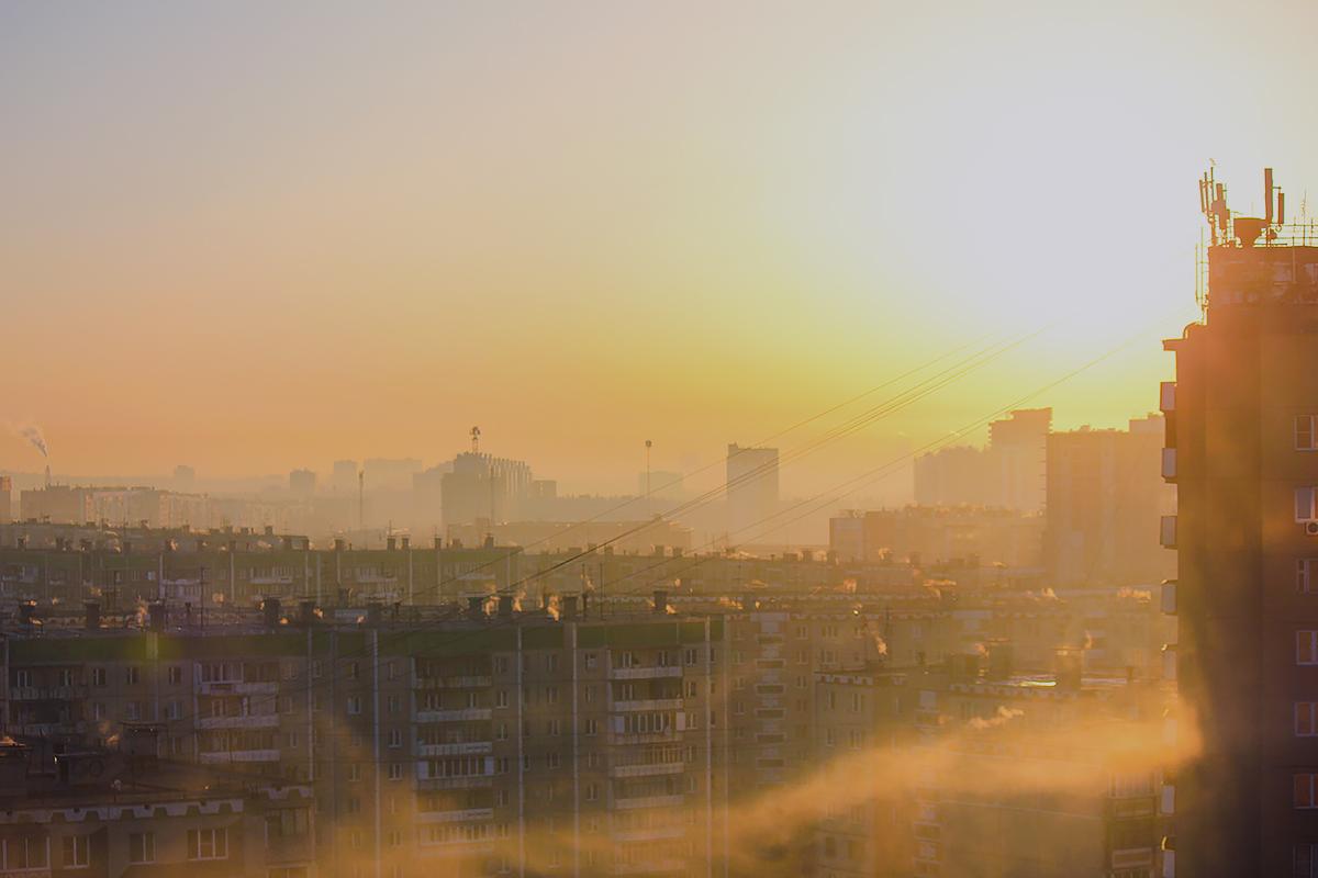 Летом Челябинская область вновь оказалась самой грязной в России