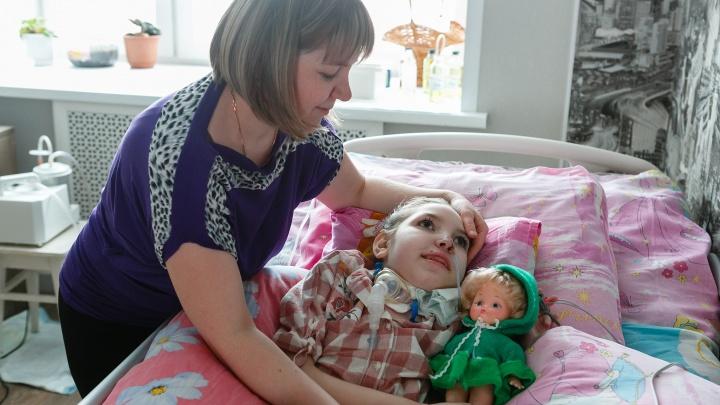 Минздрав Прикамья выделил шесть миллионов рублей на помощь неизлечимо больным детям