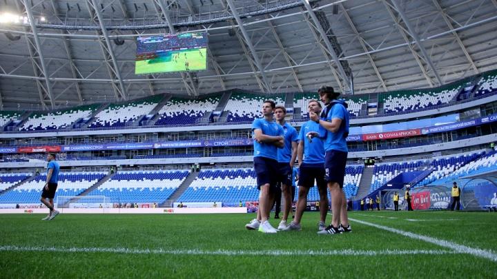 «Крылья Советов» решили готовиться к сбору в Австрии на родном стадионе