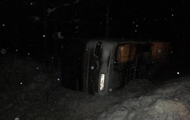 В Республике Коми осудили водителя автобуса, по вине которого пострадали пермские туристы