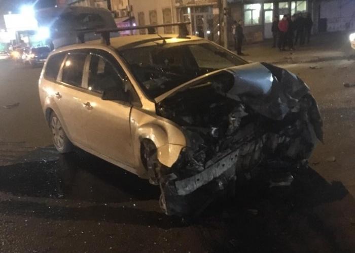 Авария произошла вечером 12 октября