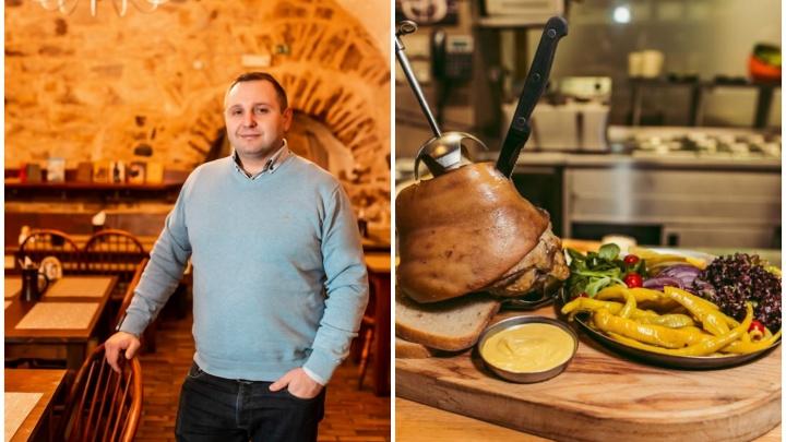 Экс-директор уральских «Трех толстяков» открыл в Праге два ресторана, а один — реконструировал