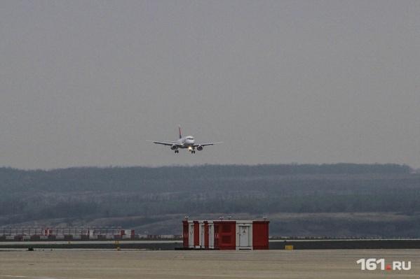 Авиарейсы будут выполняться в трижды в неделю