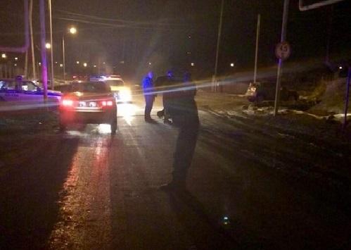 Сбила, вернулась и проехала по пострадавшей: в Белоярском пьяная женщина на Nissan сбила 4 человек