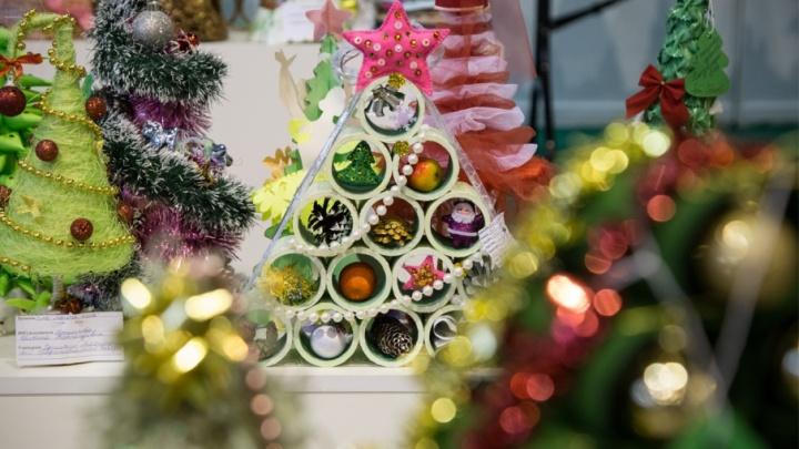 Главная городская елка пройдет в Уфе 22 декабря