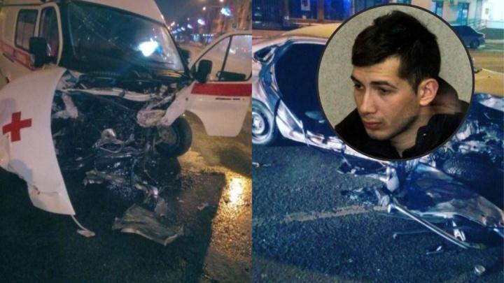 «Уехал из клуба пьяным»: в Перми осудили водителя Lada за смертельное ДТП со скорой помощью