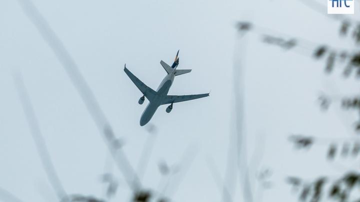 Объявлено о возобновлении регулярных рейсов в Таиланд из Красноярска