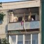 Горел тюль: к дому на Черняховского в Кургане приехалиполиция, МЧС, служба газа и скорая