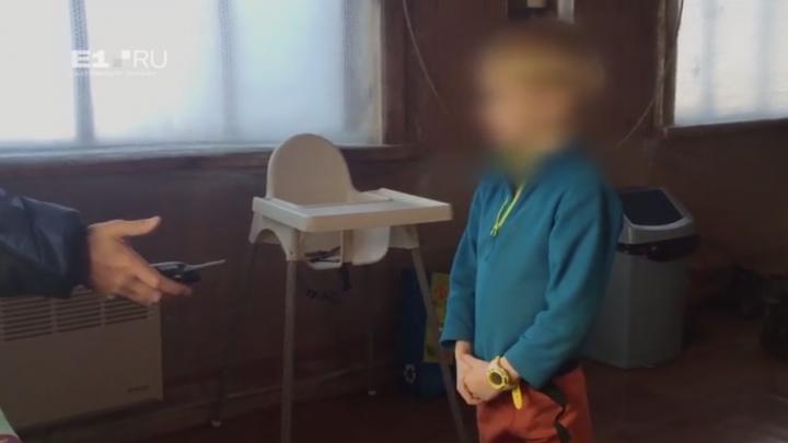 «Сам наказал»: публикуем видео, как ребенок бьёт себя током по указке уральского бизнесмена-садиста