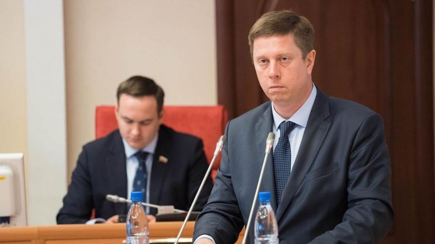 Директор департамента финансов возглавил администрацию ярославского губернатора