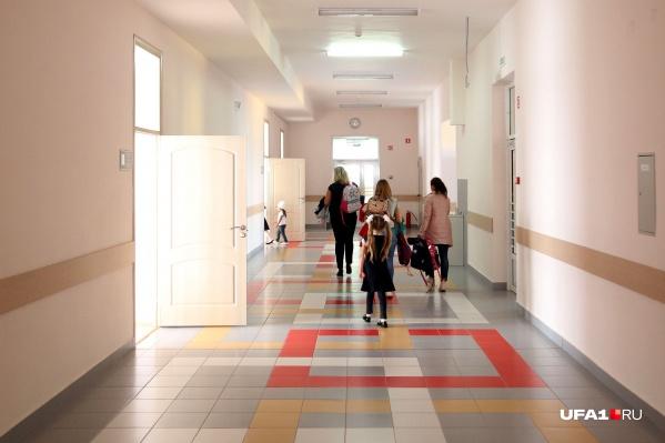 Преподаватели и персонал эвакуировали детей самостоятельно
