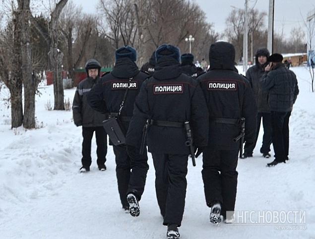 Пропавшего мужчину искали полиция и волонтёры