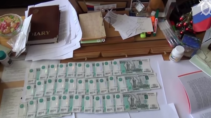 «Да, сумка моя»: в Нижнем Новгороде завкафедрой уголовно-правовых дисциплин попался на взятке