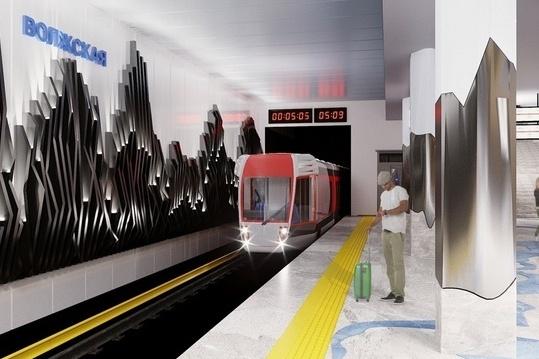 Такой станции метро в Самаре еще нет