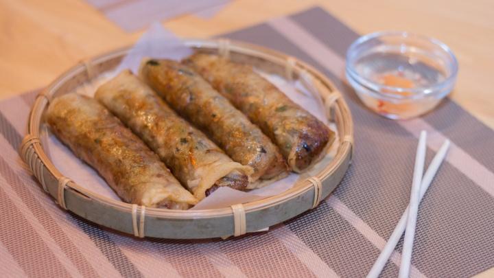 Настоящий Фо Бо и спринг-роллы: возле вокзала открылось кафе с аутентичными блюдами ханойской кухни